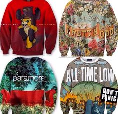 I want the FOB and ATL ones
