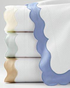 Matouk King Paloma Pique Coverlet, x Full/Queen Paloma Pique Coverlet, x Baby Pillow Set, Throw Pillow Sets, Throw Pillows, Coverlet Bedding, Linen Bedding, Bed Linens, Bedding Sets, Comforters, Bed Linen Design