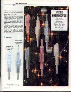 PLASTICS CANVAS NAVIDAD - sonia escaurido - Picasa Web Albums