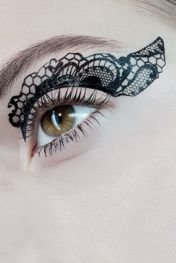 Rock Cosmetics Eye Tattoos at Free People Clothing Boutique