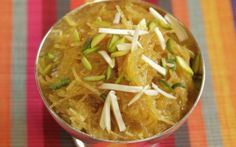 Sweet Vermicelli by Reza Mahammad (Nuts) @FoodNetwork_UK