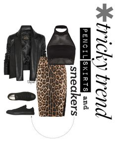 """""""Sneakers n Leopards"""" by dashe-diva ❤ liked on Polyvore featuring Vivienne Westwood Anglomania, Altuzarra, Boohoo, Converse and TrickyTrend"""