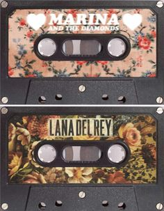 awesome music, awesome cassette tape designs