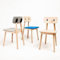 Clip Chair by Sebastian Herkner