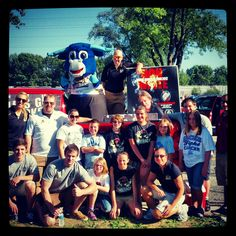 We had a great time at the Roosevelt Park Parade on Saturday, August 25! Thanks for everyone that came out and jointed us!