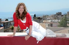 News Photo : TAORMINA, ITALY - JUNE 27: Kelly LeBrock poses at the photocall of Day 5 during the 58th Taormina Film Fest on June 27, 2012 in Taormina, Italy