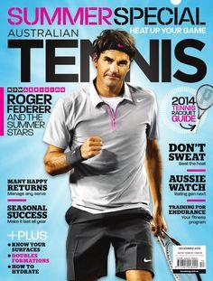 #ClippedOnIssuu from Australian Tennis Magazine - December 2013