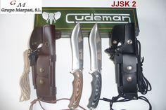 CUCHILLO SUPERVIVENCIA JJSK 2 - Cudeman