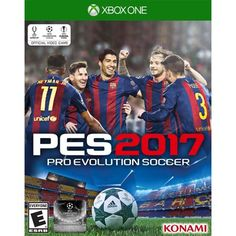 Get Pro Evolution Soccer 2017 release date (Xbox Xbox One, cover art, overview and trailer. Pro Evolution Soccer 2017 sees the return of the multi-award winning franchise complete with an abundance of new features and quality improvements. Latest Video Games, Video Games Xbox, Xbox One Games, Neymar Jr, Star Citizen, Playstation, Pro Evolution Soccer 2017, Sports Games For Kids, Video Game Collection