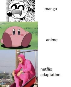 Kirby y sus versiones - Funny Offensive Memes - - Kirby y sus versiones Funny Offensive Memes Kirby y sus versiones The post Kirby y sus versiones appeared first on Gag Dad. The post Kirby y sus versiones appeared first on Gag Dad. Stupid Funny Memes, Funny Relatable Memes, Funny Gym, Funny Humor, Funny Quotes, New Memes, Dankest Memes, Kirby Memes, O Pokemon