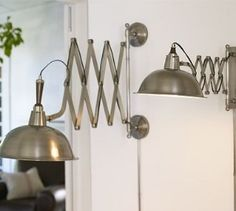 Bristol Accordion Sconce review at Kaboodle