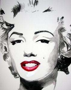 DRAGON: Marilyn Monroe