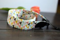 {DIY} Sangle d'appareil photo -