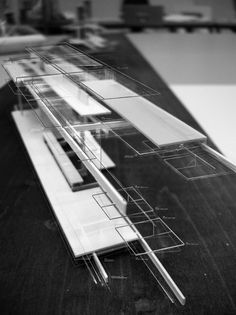 Architectural Model...just form by Alexander Daxböck