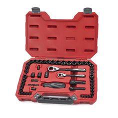 Craftsman 58pc Universal Max Axess Mechanics Tool Set  NO SALES TAX  NEW