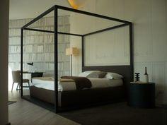 Alcova Canopy Bed by Maxalto - Google Search
