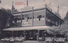 Expo Milan 1906, Ristorante Deutsches Haus