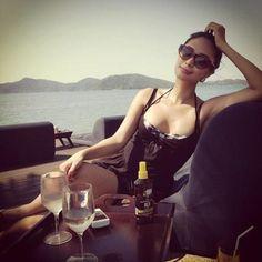 Love Marie Payawal Ongpauco ♥ #heart #summer