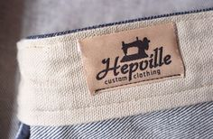 New Utility: Handmade & Honest - Hepville Custom Clothing