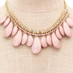 Statement Necklaces-love them!