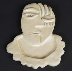 a bisque fired example