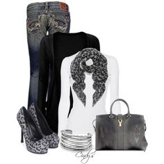 """""""Love the shoes"""" by cindycook10 on Polyvore"""