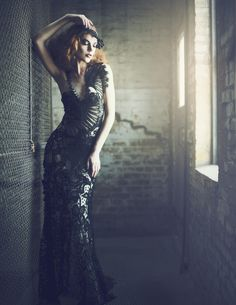 Mimi New York - antique textiles transformed into eco-friendly couture