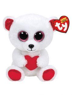 Cuddly Bear 6 Inch Beanie Boo