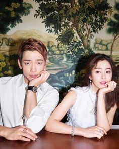Newlyweds Rain and Kim Tae Hee Release First Pictorial Together in Bazaar Korea | A Koala's Playground