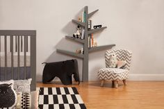 Spruce Tree Bookcase  - The Project Nursery Shop - 5