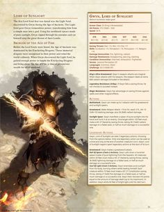 DnD 5e Homebrew (Search results for: undead)