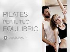 Video Pilates Lezione 1 | Pilates per il tuo Equilibrio