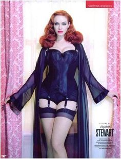 Christina Hendricks is listed (or ranked) 4 on the list The Most Attractive Redheads Ever