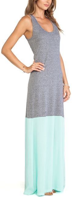 DeLacy Laurel Tank Maxi Dress