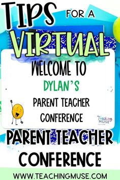 School may be back in session, but we now have the flexibility of hosting in-person OR online conferences with parents. Here are some great Parent-Teacher conference ideas that we learned last year while teaching remote that will help you no matter what your school district decides for this semester. Check it out! All About Me Activities, Back To School Activities, Middle School Teachers, Parents As Teachers, Teaching Schools, Teaching Ideas, Upper Elementary, Elementary Schools, Welcome Students