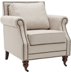 linen club chairs for living room - Google Search