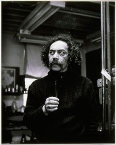 Ralph Hotere - The Artist's Studio, Port Chalmers   98/106