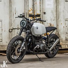 BMW #R80 #scrambler by @arjanvandenboom of Ironwood Customs. : @jacksonkunis