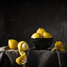Citrus Still Life (photo) via Speckyboy Design Magazine