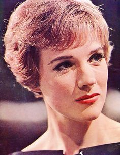 Julie Andrews- Probably the most classy actress of all time. And we share the same birthday!!!