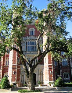 Evans Hall - University of Oklahoma Campus