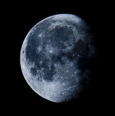 Moon by bahketni, via Flickr
