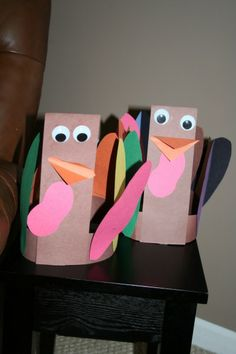 Crafty Tuesday: Turkey Hats - Coupons Are Great