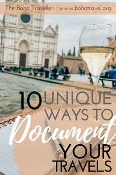 Looking for a fun and unique way to remember your travels forever? Look here for cool ideas to document your travels ** how to scrapbook travel / how to document travel /travel journal ideas /best journal ideas for travel /best ways to remember a vacation/ how to remember your vacation/ scrapbooking for travel/ best travel diaries #traveldiary #traveljournal #travelblog