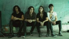 Greta Van Fleet has only released two studio EPs, but is getting the kind of hype hard rock bands in 2017 almost never get. Music Magazines, Entertainment, Black Smoke, Music Love, 80s Music, Led Zeppelin, Music Bands, Hard Rock, Rock Bands