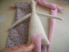 Vamos aprender a criar uma bonequinha bem linda com o tutorial que trouxemos para você!