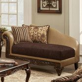 Found it at Wayfair - Mayfair Chaise Lounge