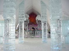 The Ice Bar Inside The Ice Hotel | The World's Most Incredible Bars