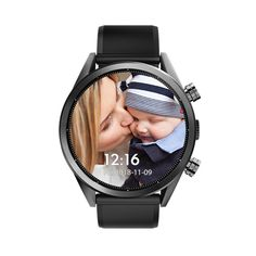 Kospet Hope Smart Watch Phone with Leather strap Smartwatch, Samsung Accessories, Cell Phone Accessories, Mobile Accessories, Fitness Tracker, Quad, Bluetooth, Wearable Device, Watch Brands