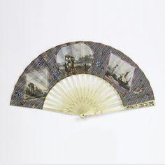 Fan, 19th century